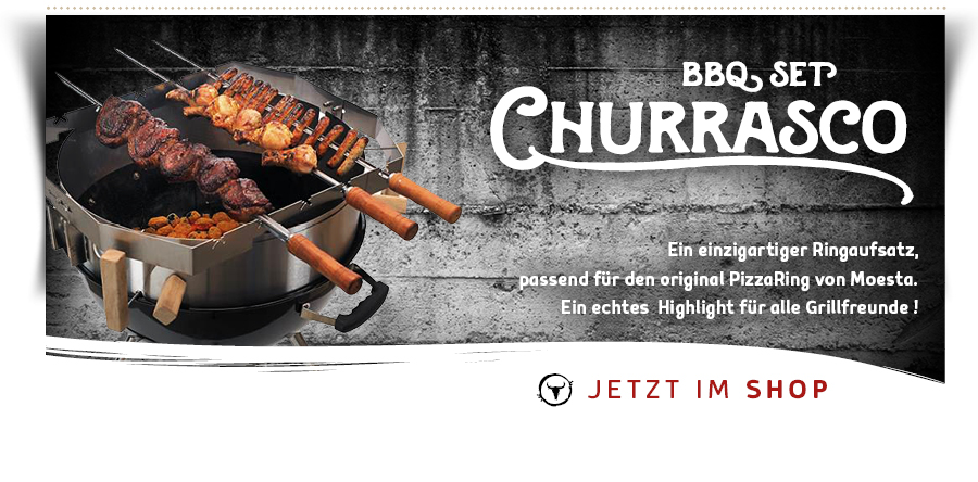 Churrasco für PizzaRing